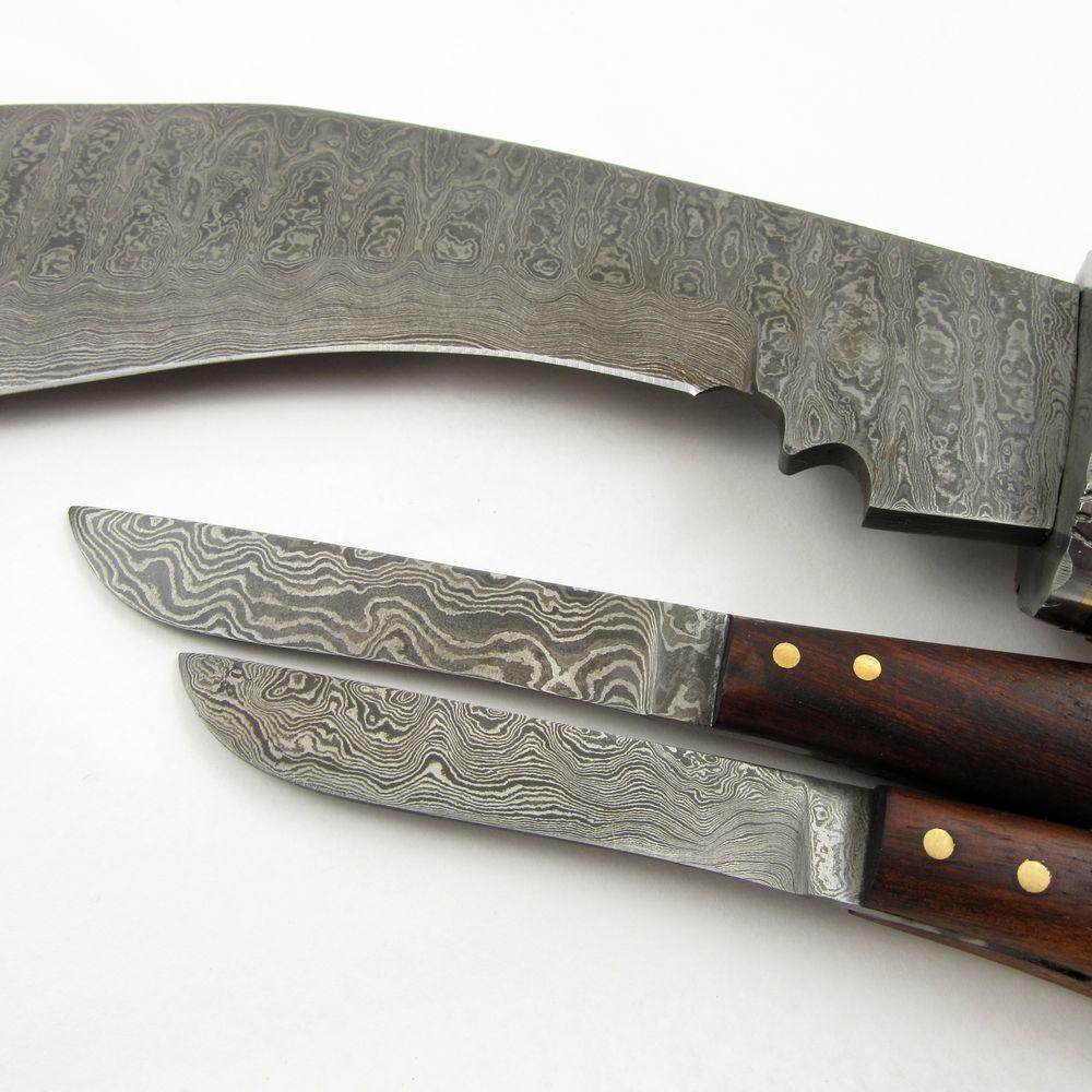 Combat Kukri Knife