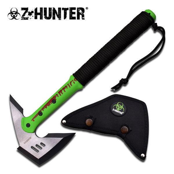 New Z Hunter Zombie Walker Decapitator Throwing Axe
